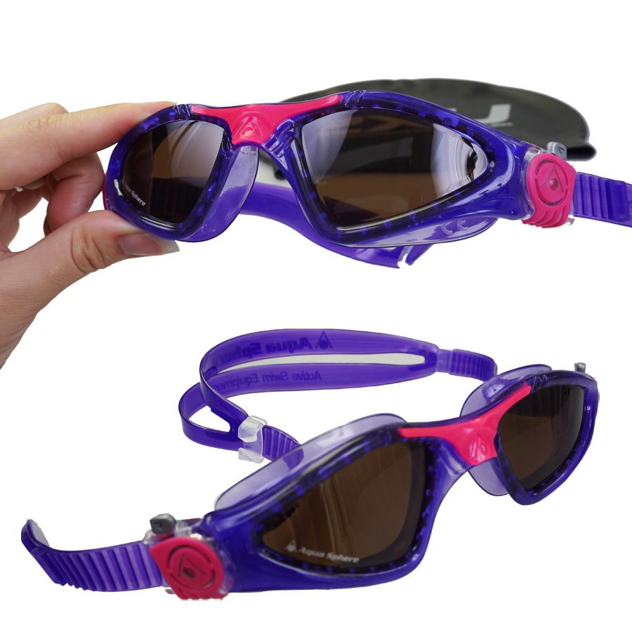 da7d57ecfdd Aqua sphere polarized lens Cayenne (KAYENNE)   Aqua Sphere Lady (women s  Triathlon goggles   swimming goggles)