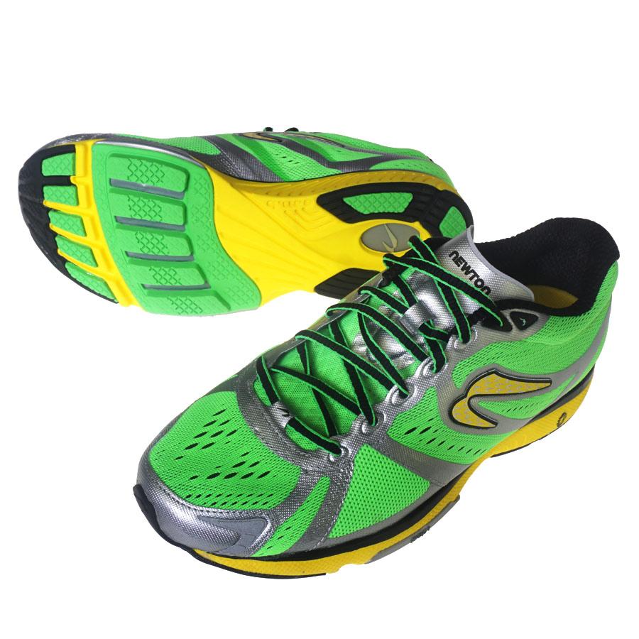 牛顿的跑步鞋 MOTION4 (运动 4) 绿色 x 黑 | M000315