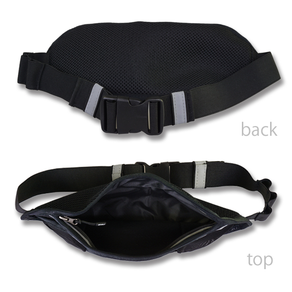2XU (two times you) (Padded Belt) padded belt waist back | running bags waist pouch