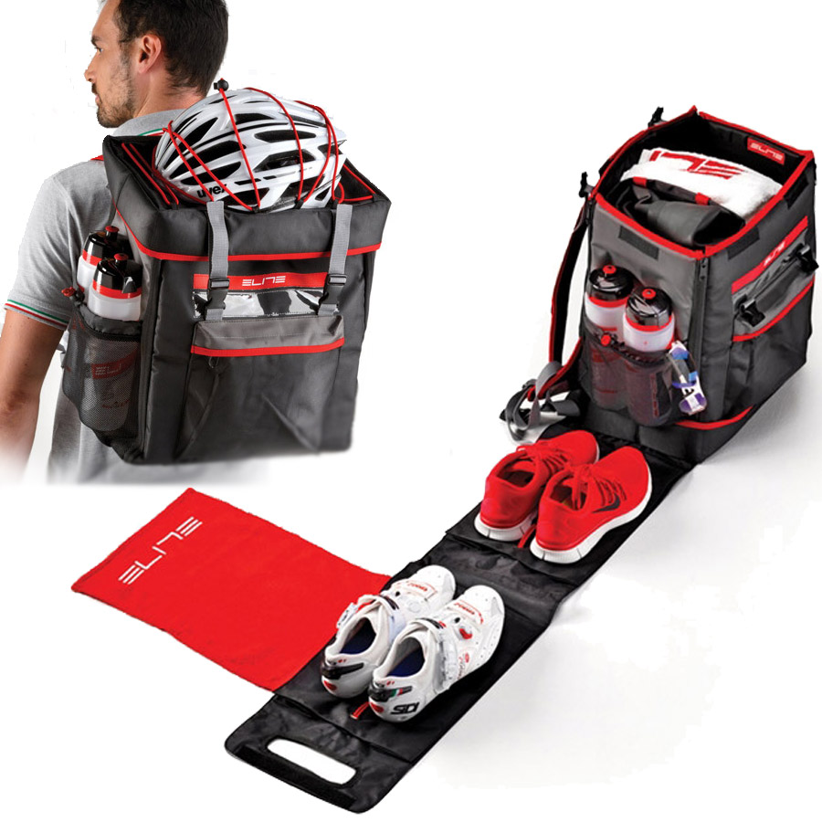 60365c471 ELITE (elite) TRI BOX transition bag (bag for Triathlon)
