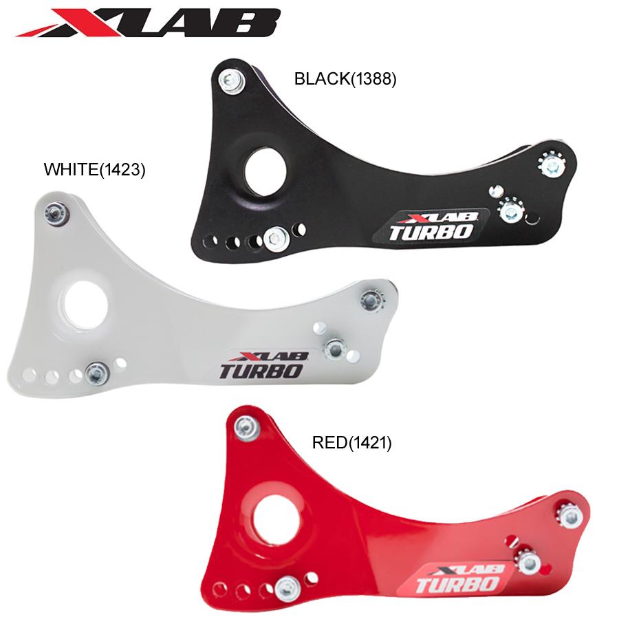 【メーカー在庫商品】XLAB(エックスラボ) TURBO WING-REAR(ダブルボトル対応のベストセラー アルミ製)