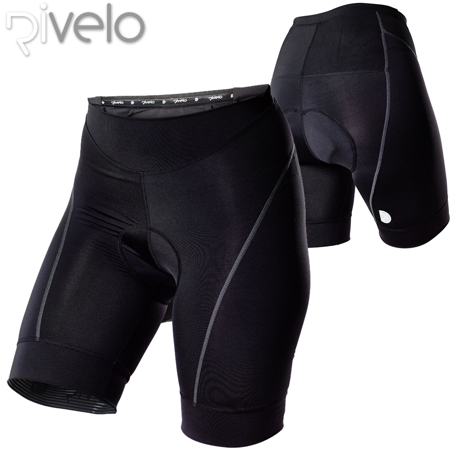 【メーカー在庫商品】Rivelo(リベロ)レディース フェアオーク サイクリング ショーツ【返品交換不可】