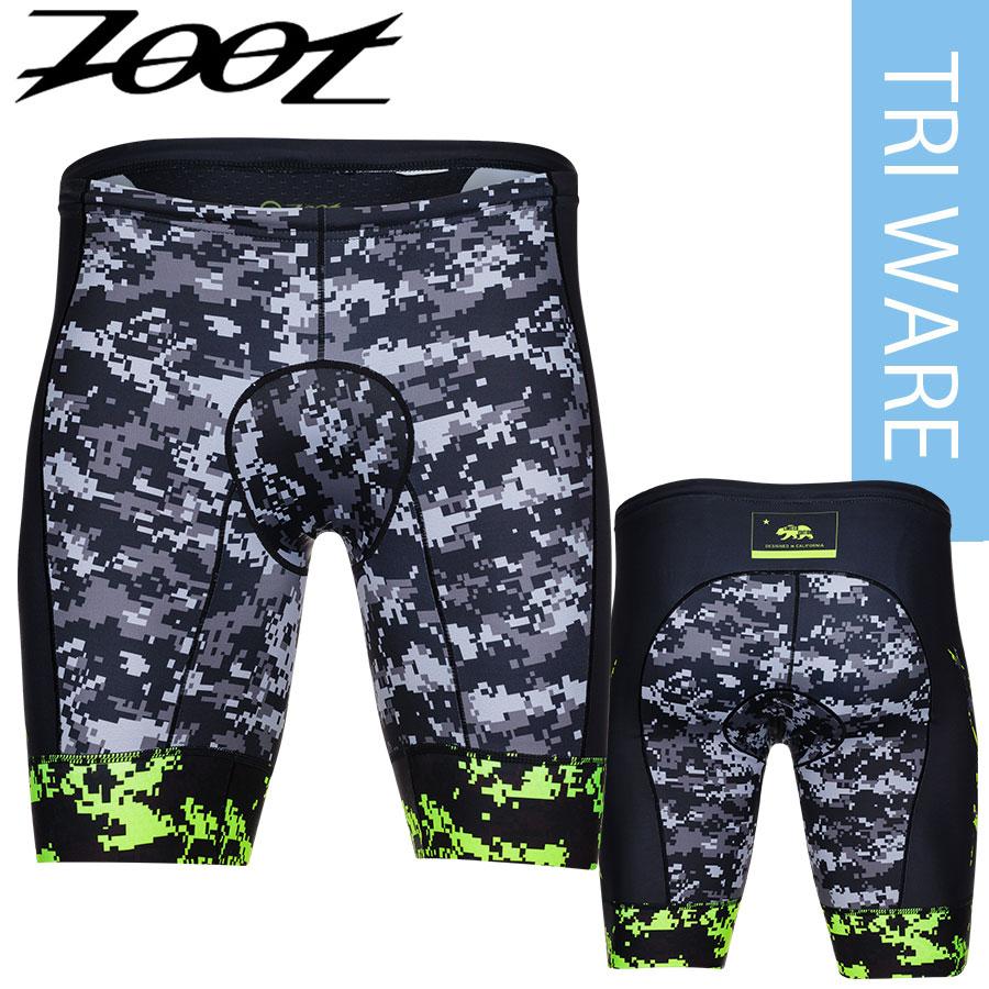 Zoot(ズート) LTD トライアスロン 8インチ丈 ショーツ(トライアスロン用パンツ)【返品交換不可】