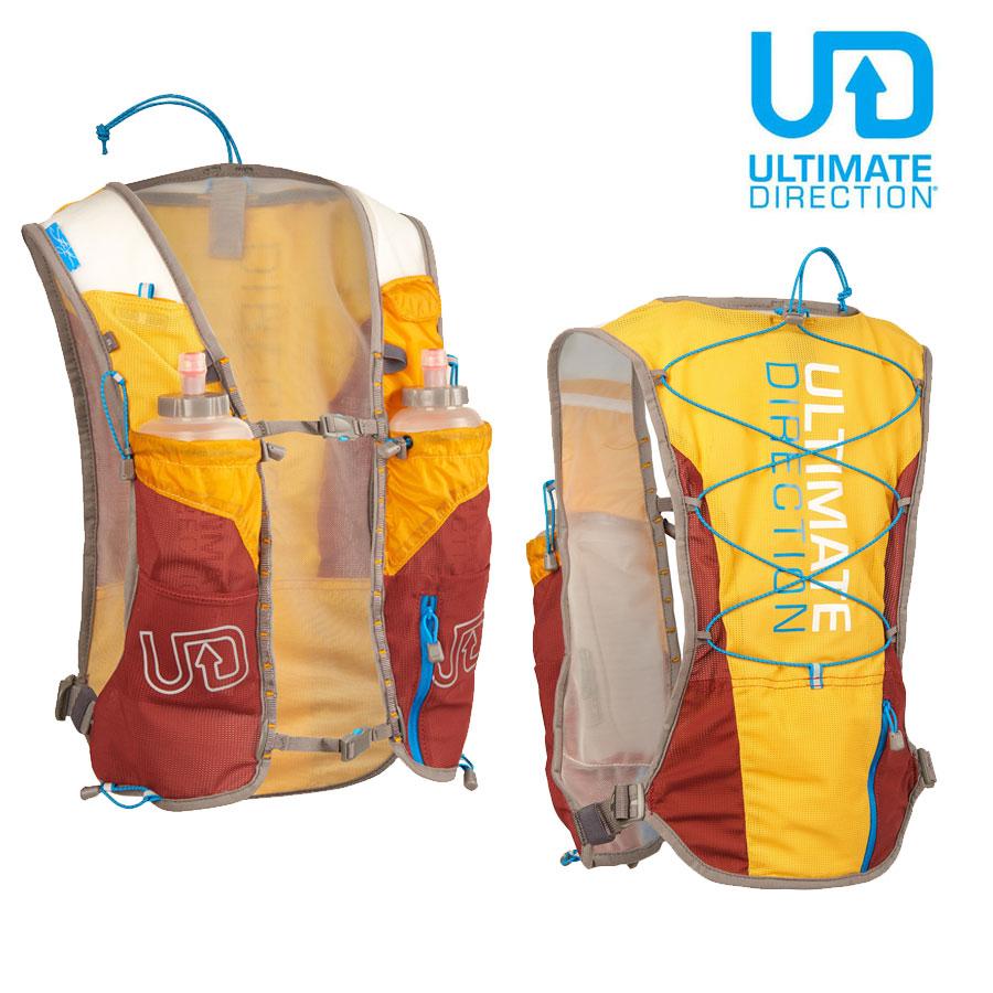 ULTIMATE DIRECTION(アルティメイトディレクション) SJ ULTRA VEST 3.0 Canyonカラー トレイルランにおすすめのリュック