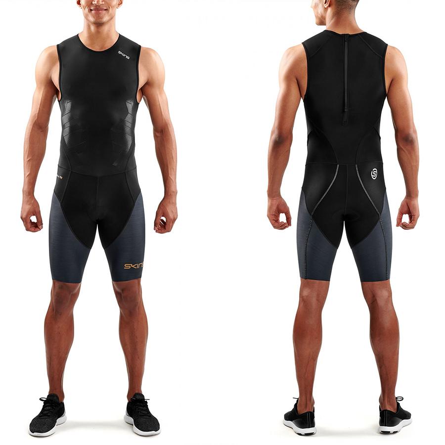 7f90d687865 SKINS (skin) TRI400 DNAmic skin suit back zip (domestic non-development  model)