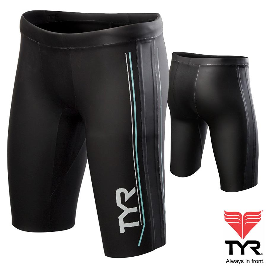 TYR(ティア) レディース HURRICANE NEO SHORTS ロングショーツ 伸縮性・防水性に優れたスイムウエア