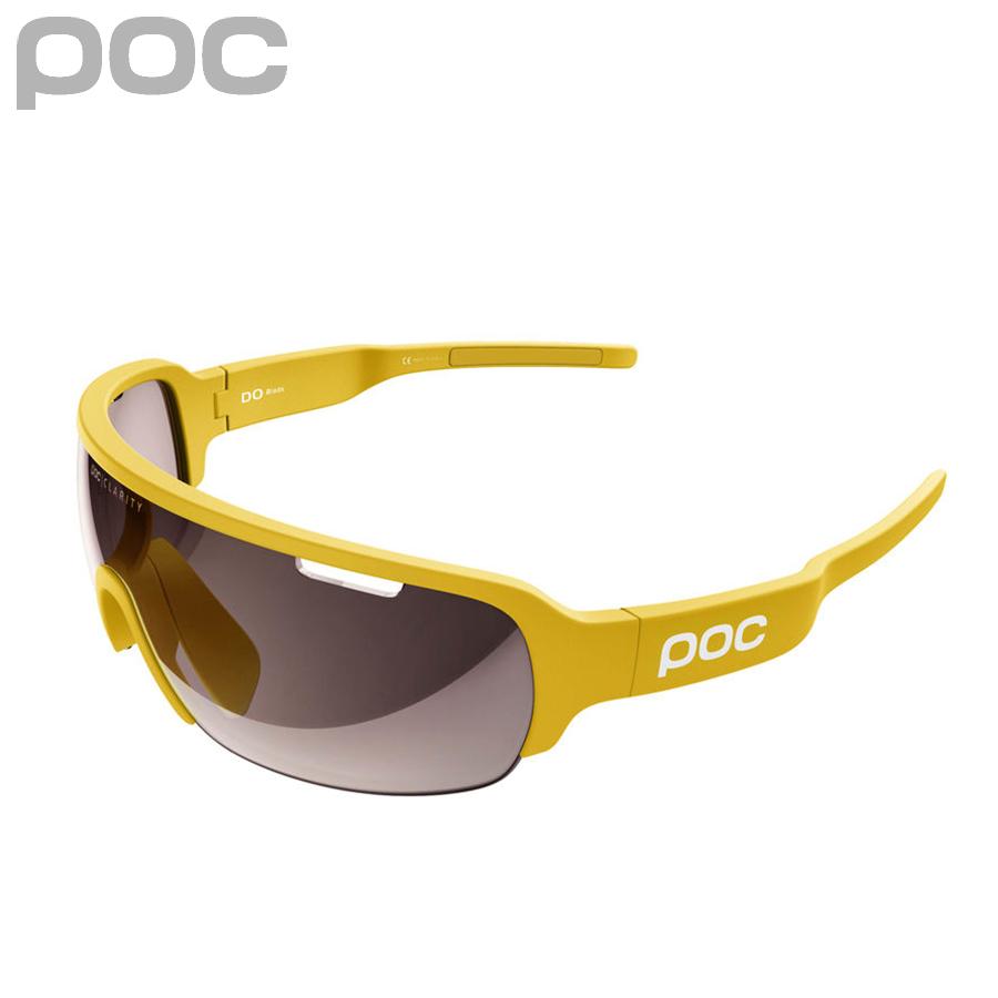 POC(ポック) DO Half Blade サングラス ロードサイクリングに最適なサングラス (サイクルグラス)【返品交換不可】