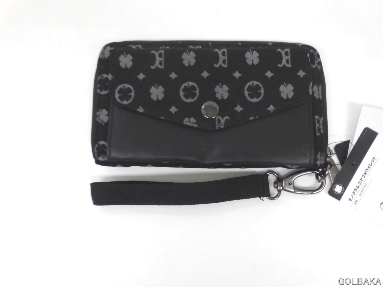 入荷しました 新品 贈物 ブラッククローバー アウトレットセール 特集 お財布 コインケース w15 カラー:BLK BA5KGZ04 smtb-ms
