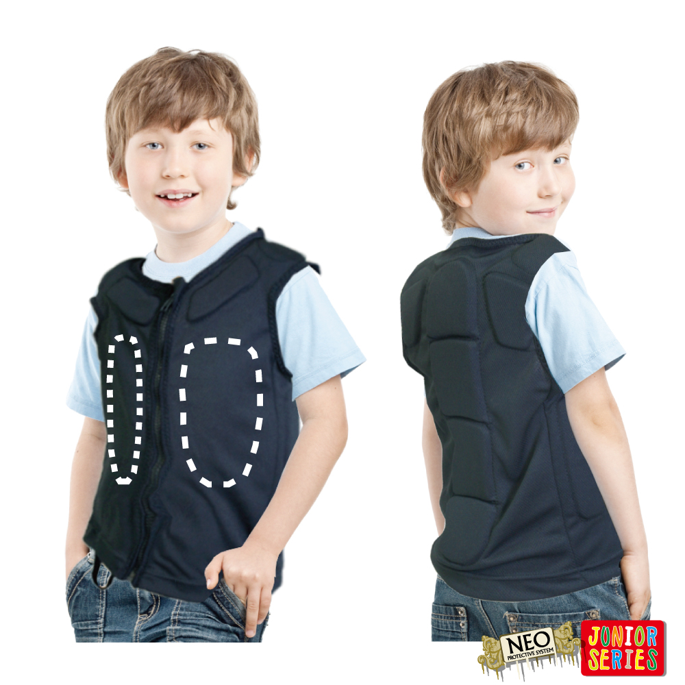 e81f0e9c8b3 ・BS053 NEO PROTECTIVE VEST TX JR neo-protector best sweat perspiration for  correspondence