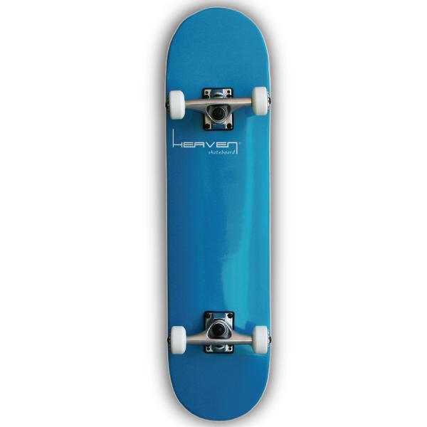 Vitamin 31×7.625 HEAVEN PERFECT SKATE COMPLETEカラー:グランドブルー Grand Blue1番人気のハイスペックモデル 1番人気のサイズ 高品質 カナディアンメープル ヘブン スケボースケートボード コンプリート コンプリ