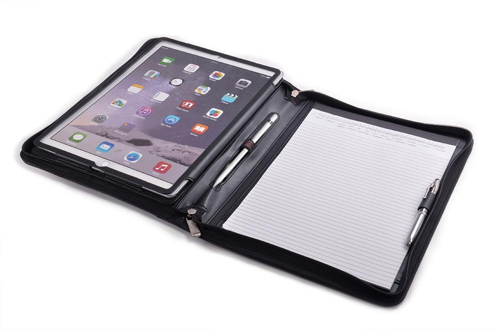 iPad Proケース コンパクトオーガナイザー  A4サイズのノート/レポート用