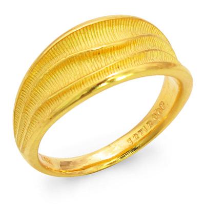 純金 24K 指輪 シンプル リング レディース 女性 イエローゴールド プレゼント 誕生日 贈物 24金 ジュエリー アクセサリー ブランド プリマゴールド PRIMAゴールド K24 送料無料