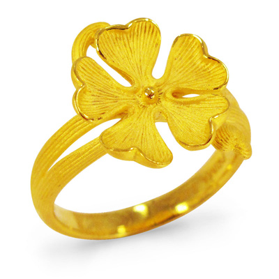 純金 24K 指輪 ハート型 リング レディース 女性 イエローゴールド プレゼント 誕生日 贈物 24金 ジュエリー アクセサリー ブランド プリマゴールド PRIMAゴールド K24 送料無料