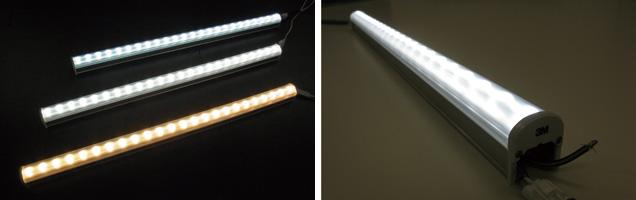【昼光色】LEDモジュール(屋内外用バータイプ1本)EGシリーズ EG2-6500-12(全長294mm)