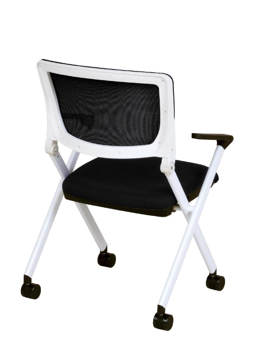 両袖机のことならおまかせオフィス 送料無料 ミーティングチェア KRM-625ミーティングチェア チェア チェアー 会議イス 会議チェア 激安セール 限定モデル いす イス オフィスチェア オフィス キャスターチェア おしゃれ 会議椅子 椅子