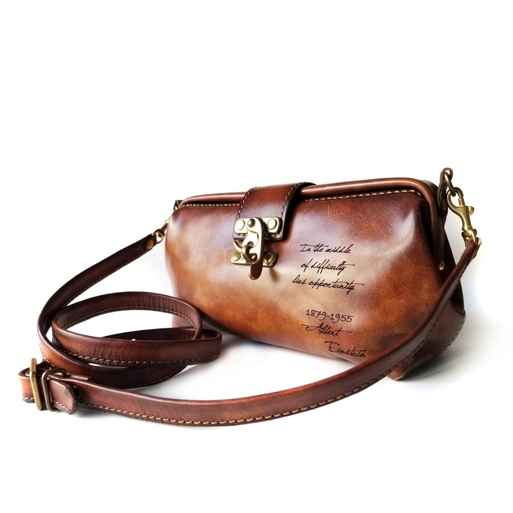 完全手作り受注生産 アフター保障あり スーパーSALE 半額 本革 ミニバッグ ミニダレスバッグ がま口バッグ カバン 鞄 メンズ レディース 男女兼用 婦人バッグ セレブドクターズバッグ
