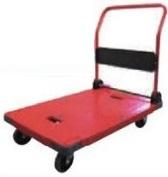 予約 折畳式運搬車微音タイププッシュブレーキ付 運搬 台車 折り畳み式 訳あり 送料無料 パチンコ備品 ストッパー