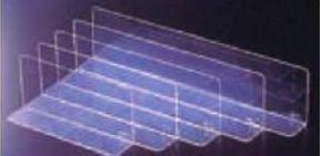 スチール什器 代引き不可 PS仕切り板 H100 W420×D50×H100 10枚 ストッパー 送料無料本 収納 割り引き 棚 パチンコ備品