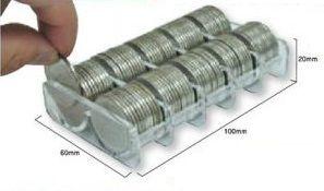 メダルカウントDX 10枚立 30Φ用 1個 持ち運び おトク パチンコ用品 便利 計数 売り出し 送料無料
