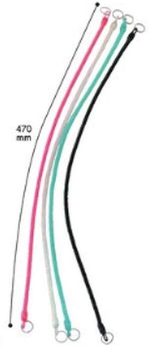 キーホルダー マルチホルダー Lサイズ 10個 4色 ピンク クリア ブルー 掛ける パチンコ用品 驚きの価格が実現 送料無料 パウチ 高級 ブラック 告知