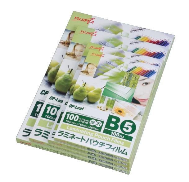 ラミネートフィルム100μ B7 L判 100枚 fuji 10セット 新作 人気 送料無料 パチンコ用品 パウチ 事務用品 NEW売り切れる前に☆ 内製POP製作