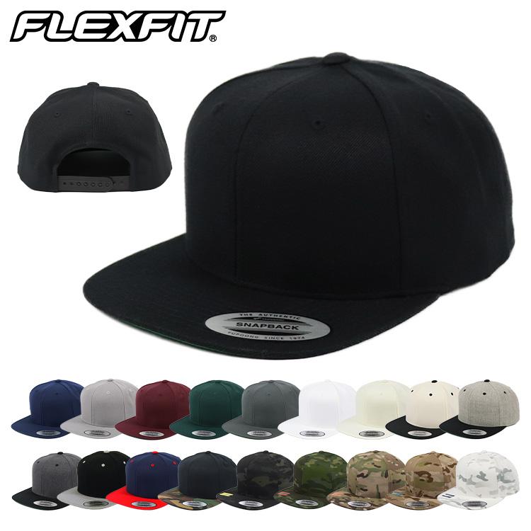 誕生日プレゼント ギフト 男性 ファッション ブランド 父の日 FLEXFIT フレックスフィット キャップ 無地 購買 メンズ レディース ディスカウント YUPOONG ユーポン 迷彩 ベースボールキャップ CLASSICS YP PREMIUM CAP SNAPBACK 帽子