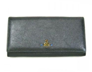 Vivienne Westwood1032V-FERROMETALヴィヴィアンウエストウッド財布小銭入付長財布