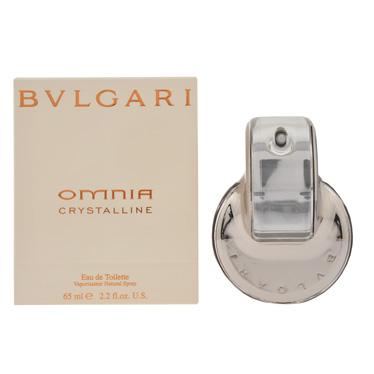 お歳暮 ☆正規品 新品 未使用品 クリスタリンEDT65ml 新入荷 流行 BVLGARI ブルガリオムニア