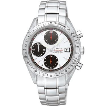 OMEGA SPEEDMASTER DATE3211.31 オメガ腕時計 シルバーベルト
