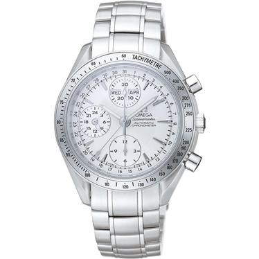 OMEGA SPEEDMASTER3221.30オメガ腕時計 シルバーベルト