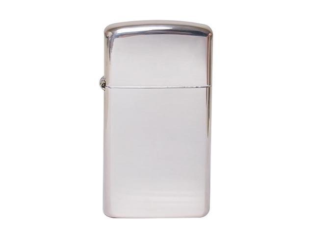 ZIPPO #1500 スターリングシルバースリムジッポ ライター純銀ポリッシュ シルバー