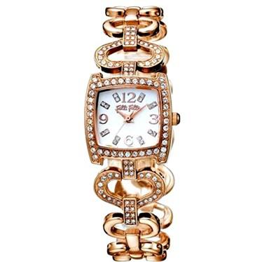 FOLLIFOLLIEWF5R120BSSフォリフォリ腕時計 ゴールドステンレスベルト