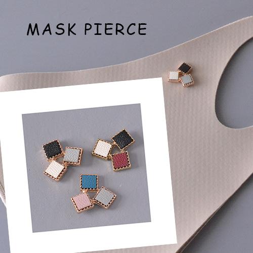 マスク アクセサリー 金属アレルギー 大人 上品 かわいい ニッケルフリー マスクのおしゃれ レディース 高級 マグネット 激安挑戦中 プチプラ マスクピアス ワンコイン マスクチャーム
