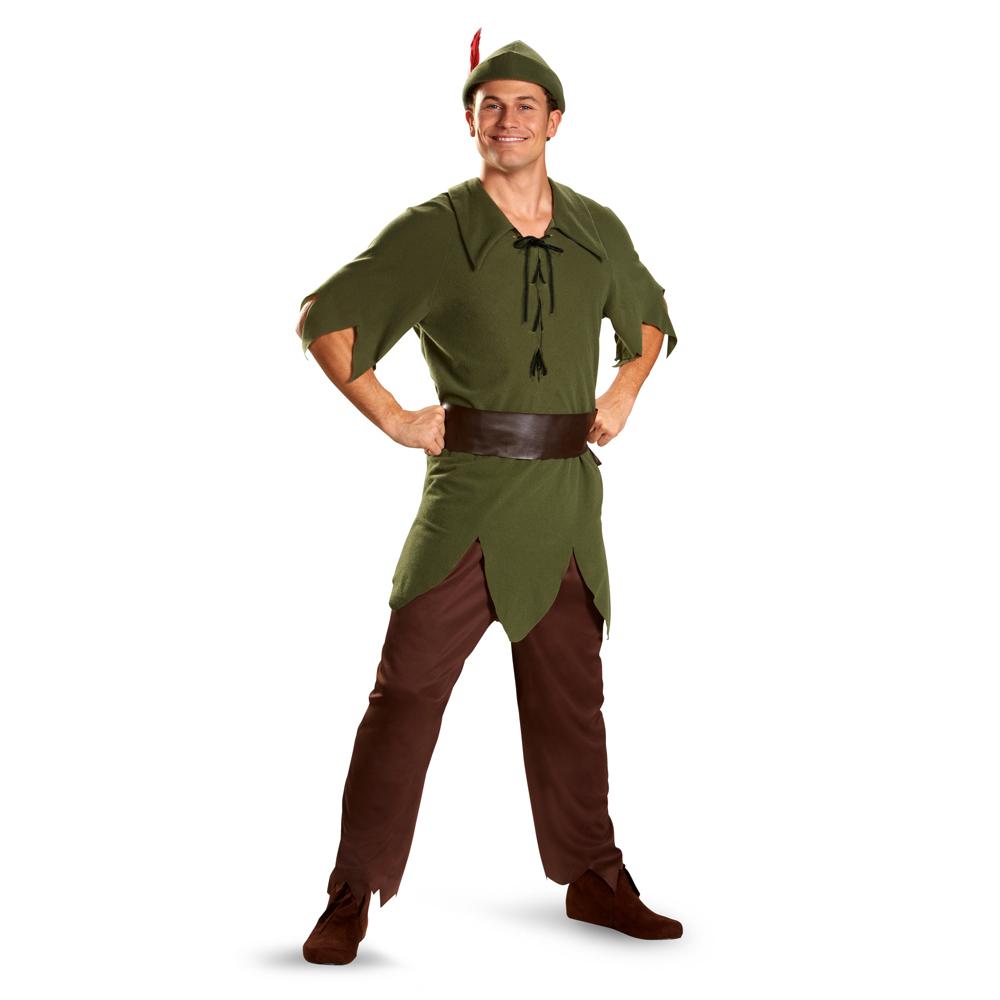 ディズニー ピーターパン コスプレ 大人用 コスチューム 衣装 ハロウィン