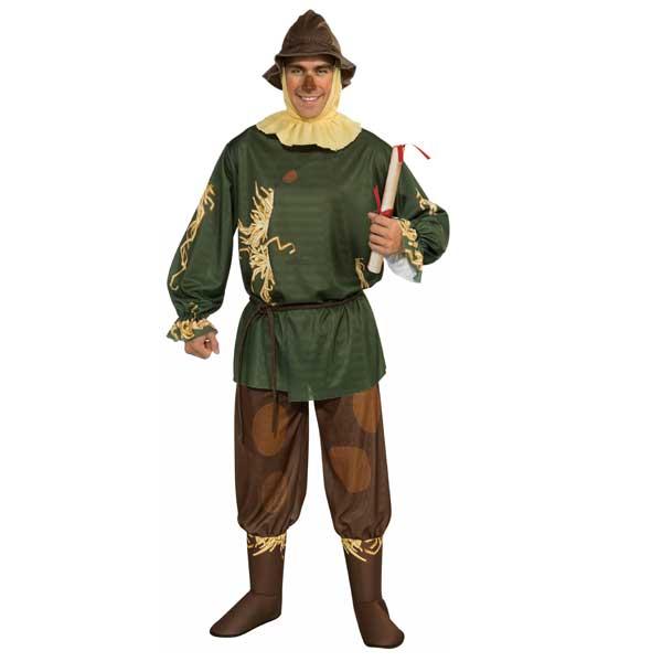 オズの魔法使い かかし 衣装 コスチューム ハロウィン 衣装・コスチューム 大人用