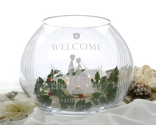 キャンドルボールプロローグA ウェディング 結婚式 bridal