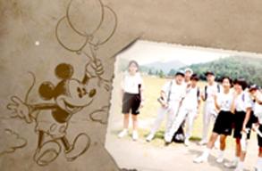 【Disneyzone】【結婚式用】ディズニープロフィールビデオ(プロフィールムービー)ウォームハート ウエディング ブライダル