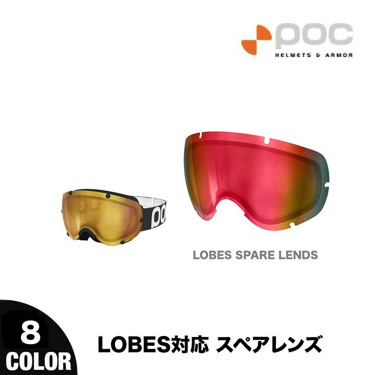 POC LOBES LENS loves lens shredded Super lens goggles