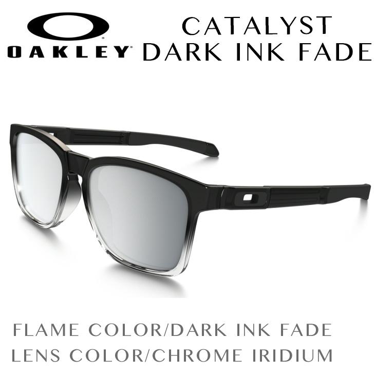 OAKLEY オークリー CATALYST カタリスト DARK INK FADE サングラス OO9272-18