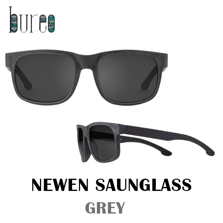 BUREO ブレオ サングラス NEWEN SAUNGLASS メンズ レディス アクセサリー サーフィン スケート スノー ボード エコ リサイクル