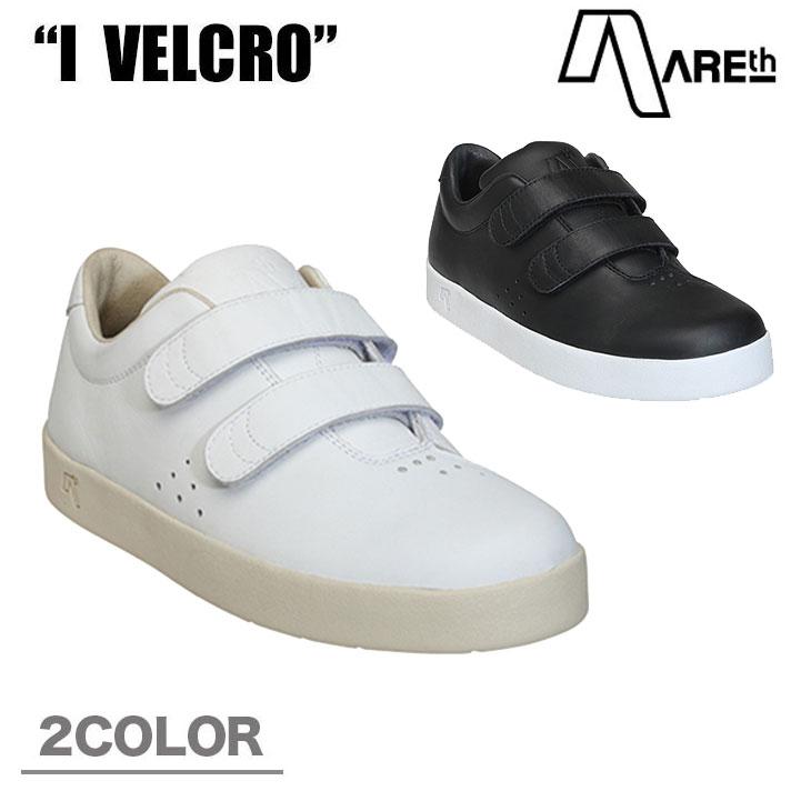 AREth アース スニーカー靴 I VELCRO ワン ベルクロ 2017FWモデル 各2色 23.5-28.5cm