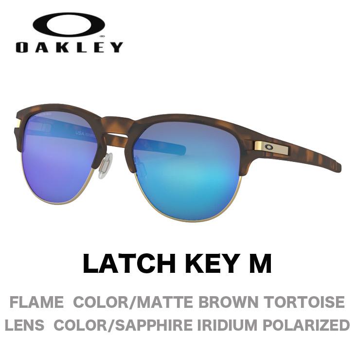 5bd9a4617c Aila  OAKLEY Oakley sunglasses LATCH KEY M latch key OO9394-0752 52 ...