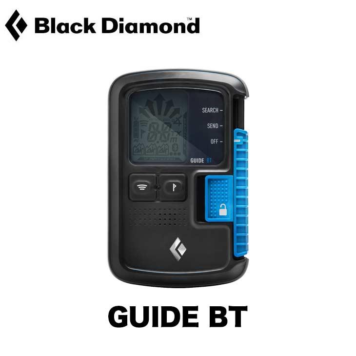 BLACK DIAMOND ブラックダイアモンド GUIDE BT ガイドBT ビーコン アバランチビーコン