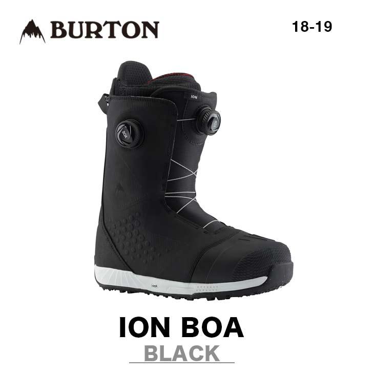 BURTON バートン ブーツ 18-19 ION BOA アイオン ボア スノーボード メンズ 【 】【正規品】【送料無料】