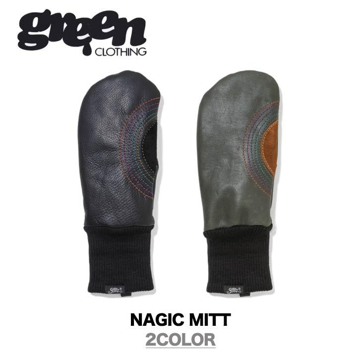 GREEN CLOTHING グリーンクロージング MAGIC MITT マジック ミット グローブ スノーボード