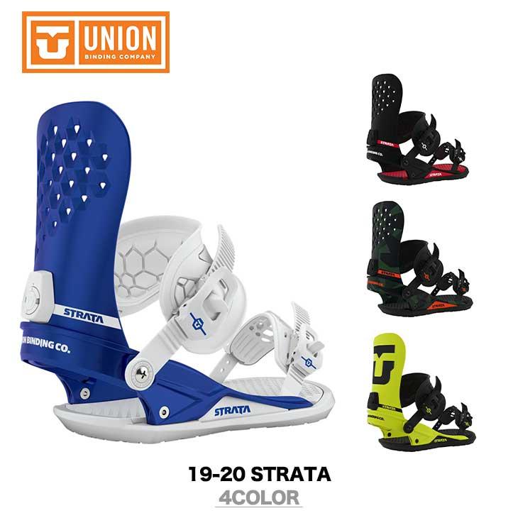 UNION ユニオン 19-20 STRATA ストラータ BINDING ビンディング スノーボード