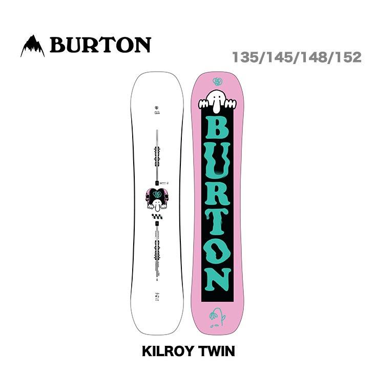 BURTON バートン スノーボード 19-20 KILROY TWIN キルロイ ツイン メンズ  【正規品 初期チューン無料】