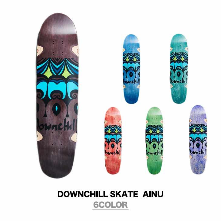 DOWNCHILL SKATE ダウンチル スケート AINU クルーザーデッキ スケートボード