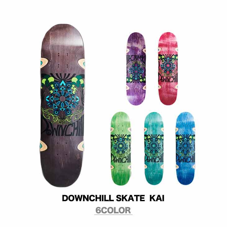 DOWNCHILL SKATE ダウンチル スケート KAI クルーザーデッキ スケートボード