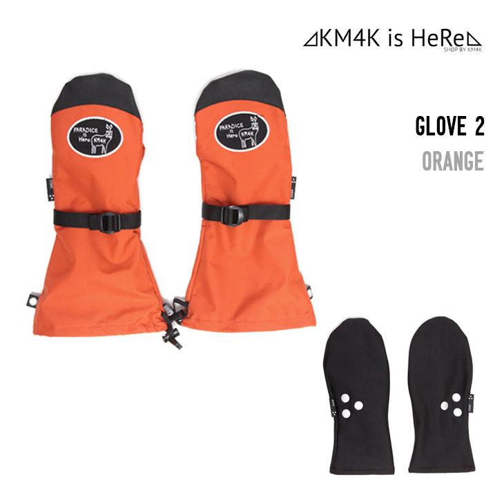 KM4K カモシカ 3G LOVE 2 グローブ